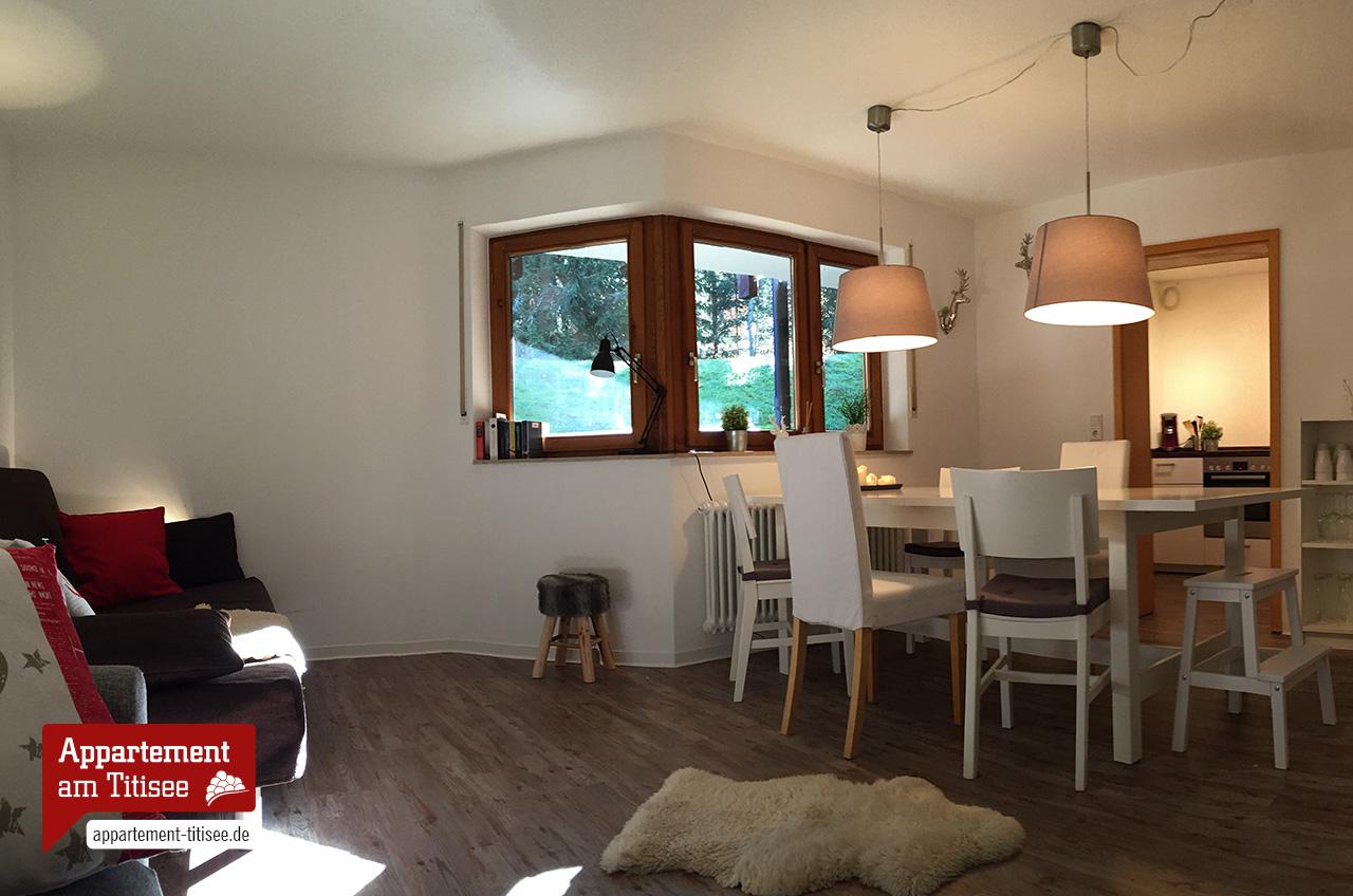 Ferienwohnung im schwarzwald am titisee appartement titisee for Ferienwohnung im schwarzwald